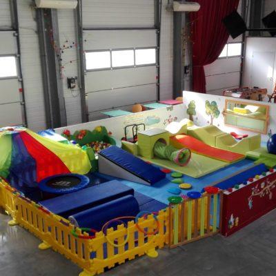 Baby Gym chez Grenadine et Crayonnade