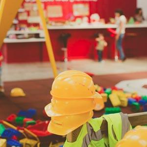 Le parc pour enfants Grenadine et Crayonnade Anglet