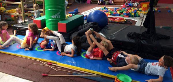 cirque, enfant, atelier, stage, vacances